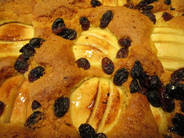 Versunkener Apfelkuchen - Rezept - Bild Nr. 6060