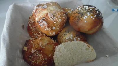 Süße Frühstücks-Brötchen - Rezept - Bild Nr. 6060