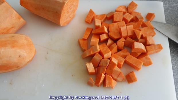 Möhren Kurkumawurzel Süsskartoffeleintopf - Rezept - Bild Nr. 6078