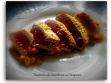 Thunfisch auf Mangosalat - Rezept - Bild Nr. 6063