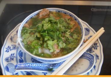 Rezept: Pho-Suppe