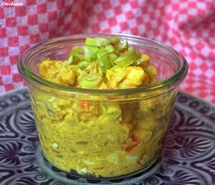 Rezept: Curry-Kartoffelsalat