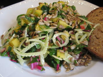 Salate: Sommersalat 2018 - Rezept - Bild Nr. 6074