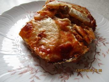 Überbacken: Lasagne von Kohlrabi - Rezept - Bild Nr. 6075