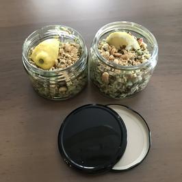 Wildreissalat mit Mango und Tahinadressing - Rezept - Bild Nr. 2