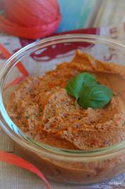 Dip: Rote-Bete-Hummus - Rezept - Bild Nr. 2