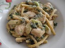 Chicken Alfredo - Rezept - Bild Nr. 6082