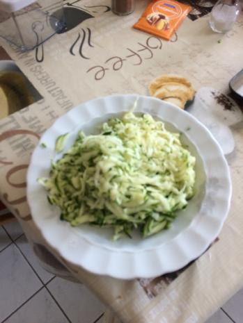 saftiger Zucchinikuchen - Rezept - Bild Nr. 6098
