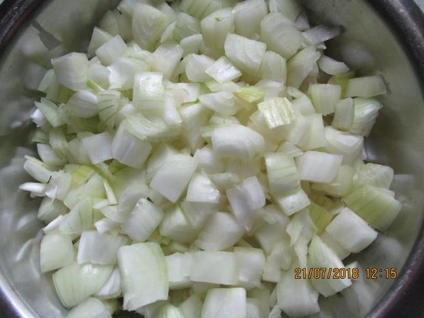Eingemachtes: Relish aus Zwiebeln und roter Paprika - Rezept - Bild Nr. 6100