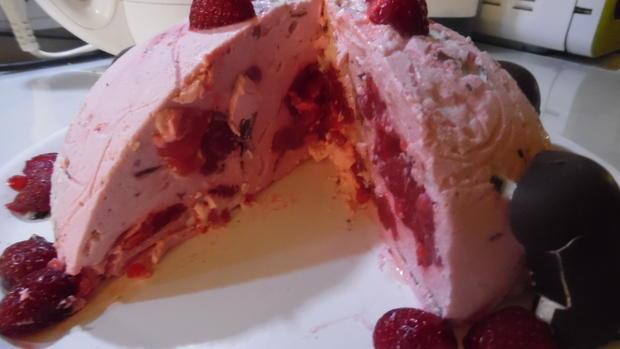 """Erdbeer-Traum mit """"Kuss"""" - Rezept - Bild Nr. 6111"""