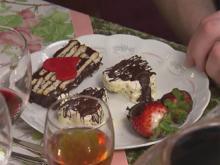 """Selbstgemachtes Herzen-Eis mit Schokolade und """"Kalte Schnauze"""" - Rezept - Bild Nr. 6110"""