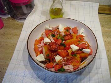 Tomatensalat - Rezept - Bild Nr. 6110