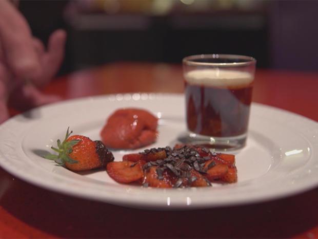 Dreierlei von der Erdbeere - Rezept - Bild Nr. 6111