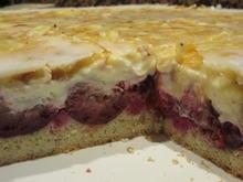 """Backen: Zwetschgenkuchen mit Puddingcreme und """"Speckkruste"""" - Rezept - Bild Nr. 6163"""