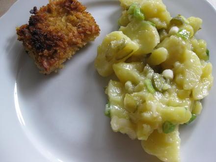 Schwäbischer Kartoffelsalat - Rezept - Bild Nr. 6168