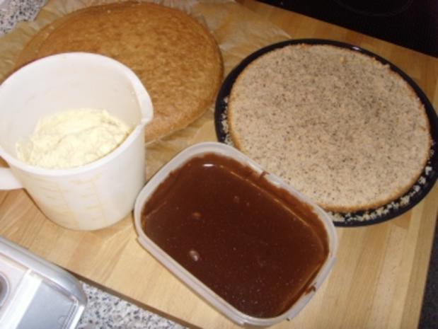 tiramisu kuchen...ohne mascarpone.. - Rezept