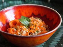 Vegetarisches Pad-Thai-Nudelgericht - Rezept - Bild Nr. 2