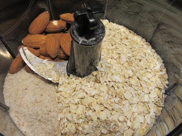 Vollkost: Over-Night-Oats mit Joghurt frischen Früchten - Rezept - Bild Nr. 6191