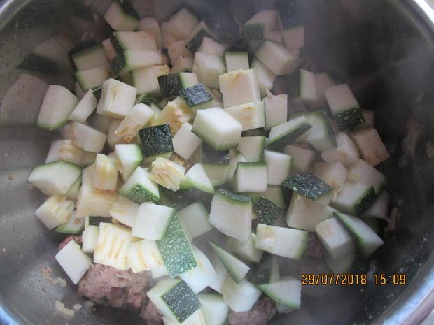 Hack-Zucchini-Topf - Rezept - Bild Nr. 6201