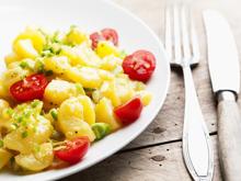 Gedämpfter Kartoffelsalat - Rezept - Bild Nr. 6196