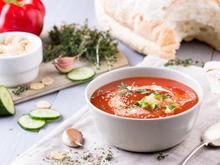 Gemüse-Gazpacho - Rezept - Bild Nr. 2