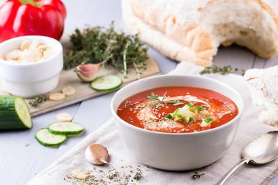 Rezept: Gemüse-Gazpacho