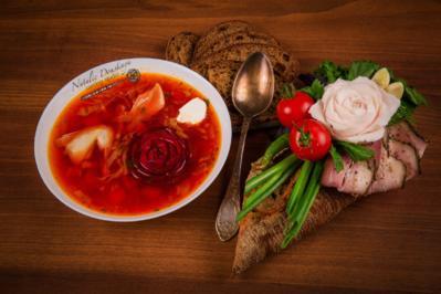 Rezept: Ukrainischer Borschtsch
