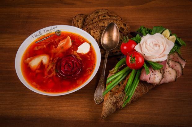 Ukrainischer Borschtsch  - Rezept - Bild Nr. 6311