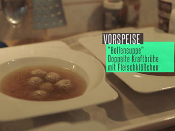 Bollensuppe - Rezept - Bild Nr. 3