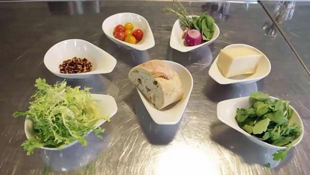 Schneller Brotsalat - Rezept - Bild Nr. 3