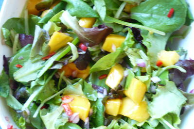 Rezept: Mango Salat