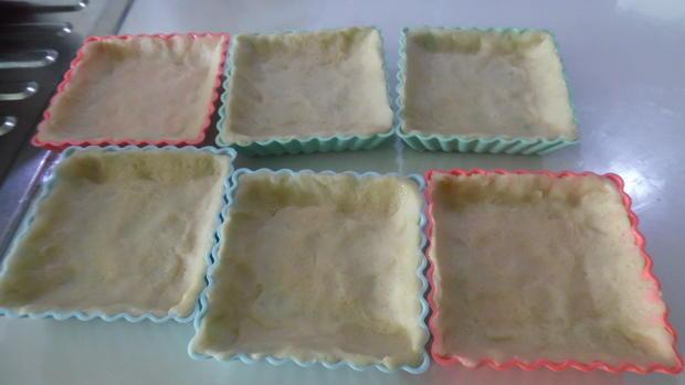 Apfel-Tartelettes - Rezept - Bild Nr. 6232