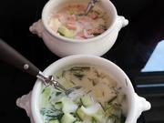 Kalte Okroshka - russische Suppe für den Sommer - Rezept - Bild Nr. 6225