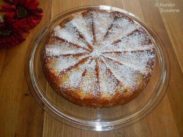 Mallorquinischer Mandelkuchen Rezept Mit Bild Kochbar De