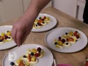 Weisse Mousse mit Banane und Meersalz (Christoph Brand) - Rezept - Bild Nr. 6230