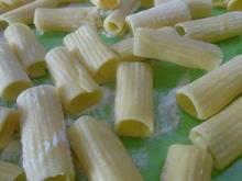 Tortiglioni oder Rigatoni - Rezept - Bild Nr. 6242