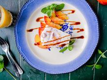 Plombir-Eis Dessert mit Überаschung - Rezept - Bild Nr. 6242