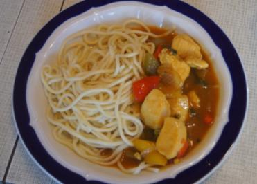 Chinesischees Hähnchenbrustfilet-Curry - Rezept - Bild Nr. 6233