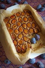 Zwetschgen-Erdzipan-Kuchen - Rezept - Bild Nr. 6265