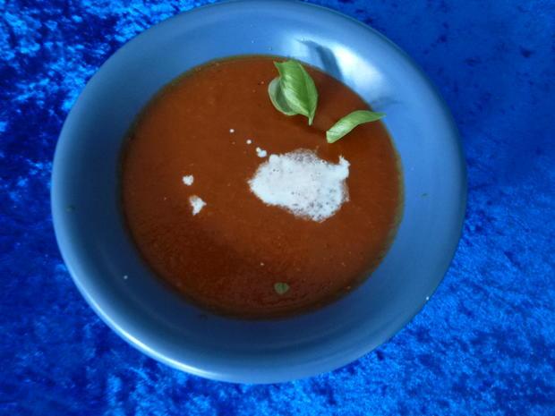 Tomatensuppe - Rezept - Bild Nr. 2