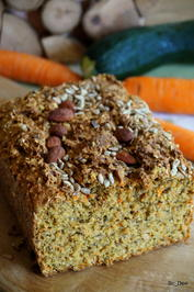 Zucchini-Karotten-Koriander-Brot - Rezept - Bild Nr. 6265