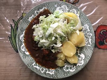 Rotwein-Gulasch - Rezept - Bild Nr. 2