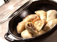 Maultaschen mit Fleischfüllung nach ukrainischer Art - Warenyky - Rezept - Bild Nr. 2