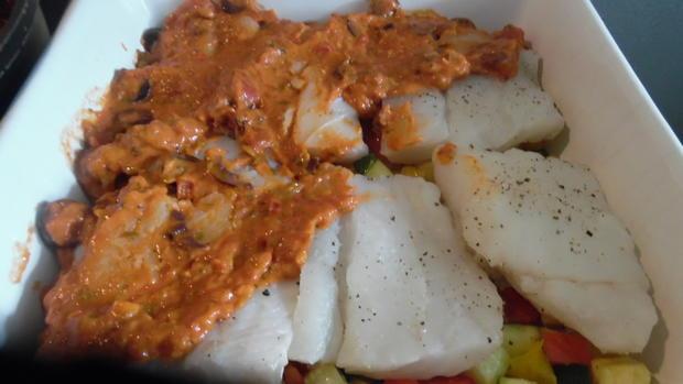 Fisch-Filet aus dem Ofen - Rezept - Bild Nr. 6242