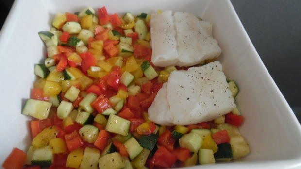 Fisch-Filet aus dem Ofen - Rezept - Bild Nr. 6243