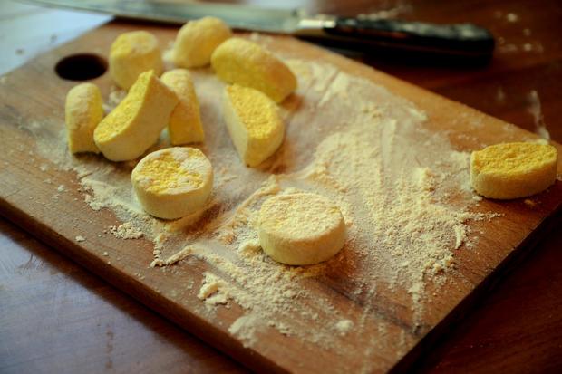 Ukrainische Quarkküchle - Syrnyky / Quark - Pancakes - Rezept - Bild Nr. 6243
