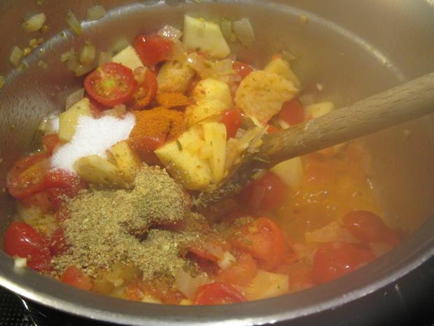 Suppen: Bruschetta-Suppe - Rezept - Bild Nr. 6244