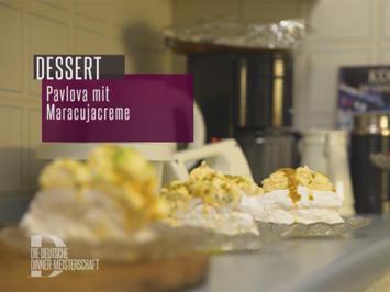 Rezept: Passionsfrucht-Pavlova