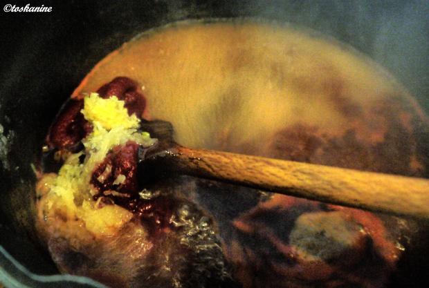 Hackbällchen in Sesamsauce - Rezept - Bild Nr. 7
