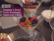 Champagner   Birne   Mandel   Beeren - Rezept - Bild Nr. 2